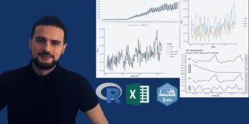 A Deep Dive into Statistical Forecasting(Excel & R).